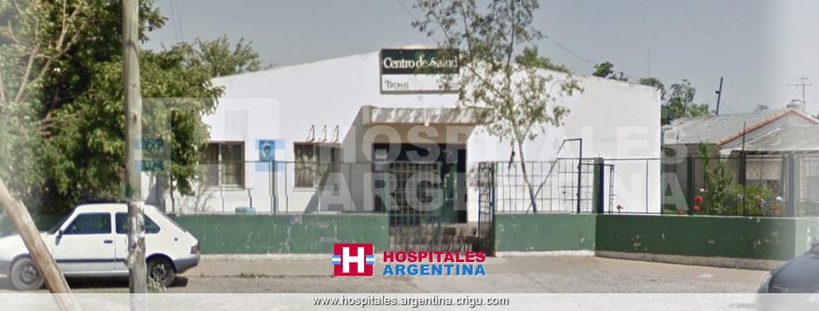 Centro de Salud 16 Rafael Calzada Almirante Brown Buenos Aires