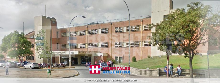 Hospital de niños de la Santísima Trinidad Córdoba Capital