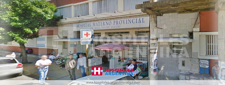 Hospital Provincial Materno Dr. Raúl Felipe Lucini