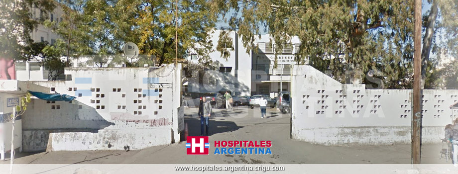 Hospital Tránsito Cáceres de Allende Córdoba