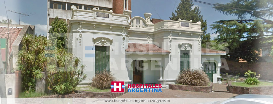 Hospital Vecinal Emilio Burgeardt Longchamps Almirante Brown Buenos Aires