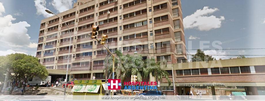 Nuevo Hospital San Roque Córdoba