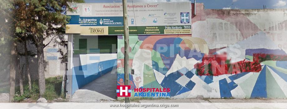 Posta Sanitaria Mater Dei San Francisco Solano Almirante Brown Buenos Aires