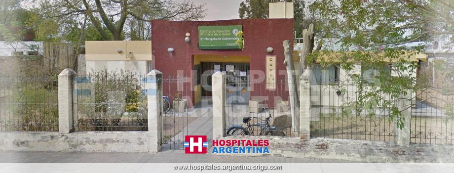 Centro de Salud 21 Marqués de Sobremonte Córdoba Capital