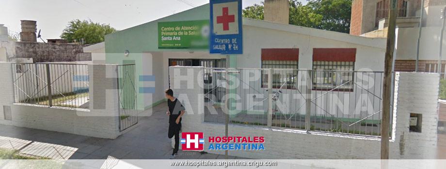 Centro de Salud 26 Santa Ana Córdoba Capital