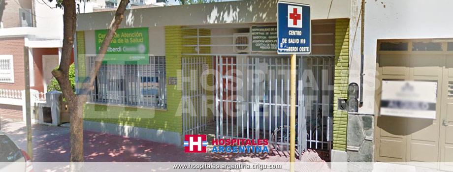 Centro de Salud 9 Alberdi Oeste Córdoba Capital