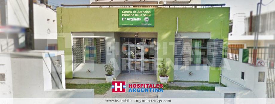 Centro de Salud 33 Argüello Córdoba Capital