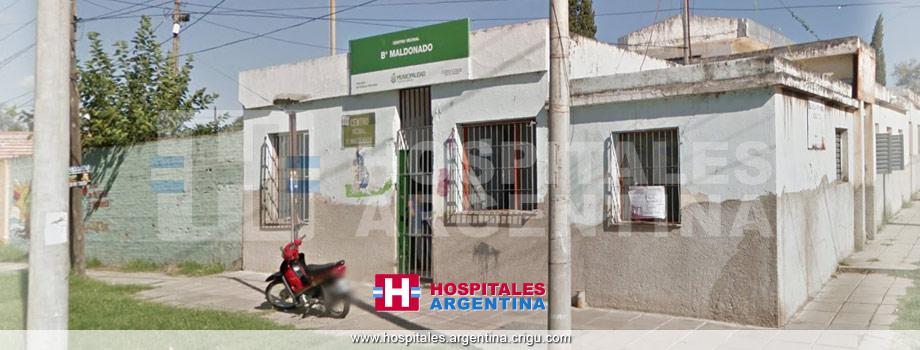 Centro de Salud 58 Maldonado Córdoba Capital