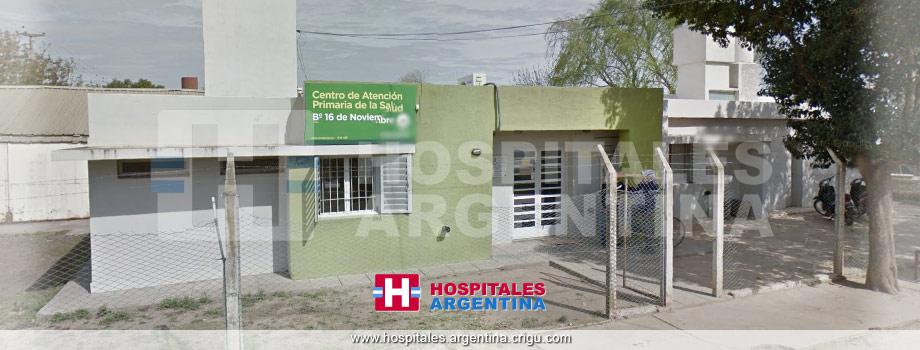 Centro de Salud 67 16 de Noviembre Córdoba Capital