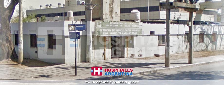 DEM Norte. Dirección de Emergencias Médicas Municipal Norte Córdoba Capital