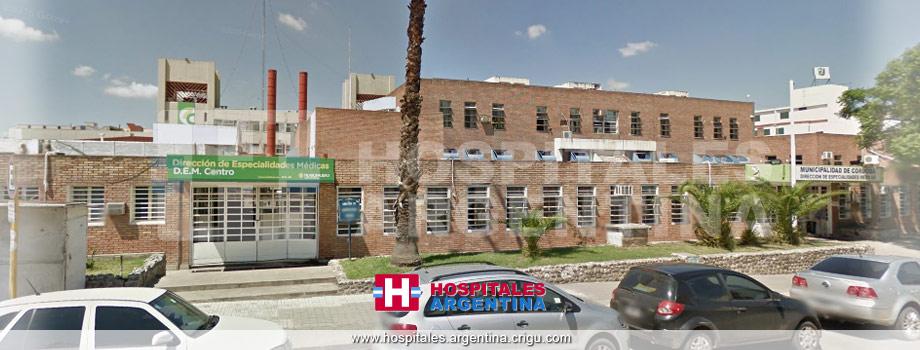 Dirección de Especialidades Médicas Córdoba Capital