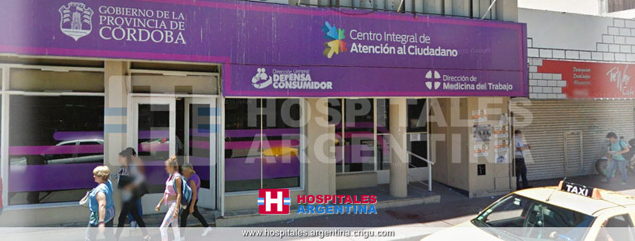 Dirección de Medicina del Trabajo Córdoba Capital