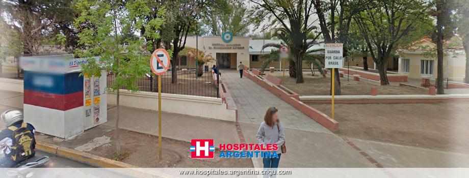 Hospital Gumersindo Sayago Villa Carlos Paz Córdoba.