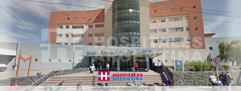 Nuevo Hospital Central de Río Cuarto Córdoba