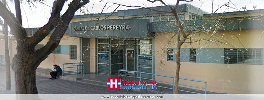 Hospital Carlos Pereyra - Mendoza Capital Argentina