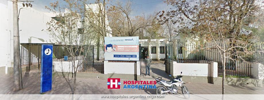 Centro de Salud 2 Barrio San Antonio Mendoza