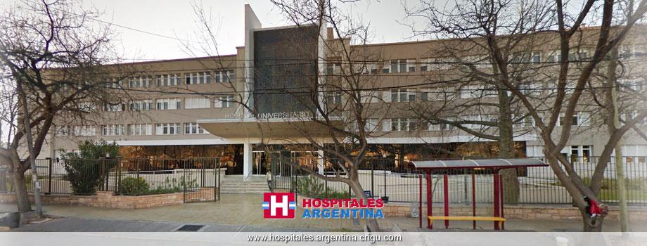 Hospital Universitario de la Universidad Nacional de Cuyo - Mendoza Argentina