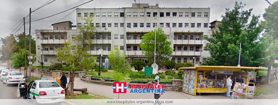 Hospital San Juan de Dios La Plata Buenos Aires